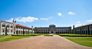 universitetsområdeuniversitetar arkivfoto