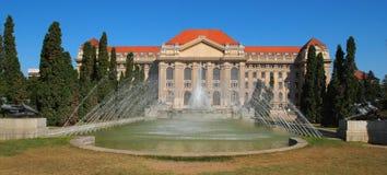 University royalty free stock photo