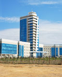 University of Aktau. Royalty Free Stock Images