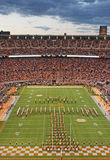 University of Tennessee Game Day Stock Image