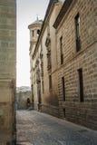 The University of Baeza Royalty Free Stock Image