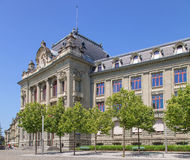 University of Bern. Building facade Royalty Free Stock Photos