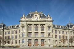 University of Bern facade Stock Image