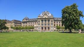 University of Bern. Bern, Switzerland - June 11, 2014: The University of Bern. The University of Bern is a university in the Swiss capital of Bern, founded in Royalty Free Stock Images