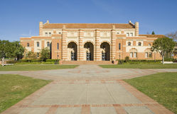 University Brick Architecture Royalty Free Stock Photos