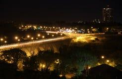 University Bridge Stock Photo
