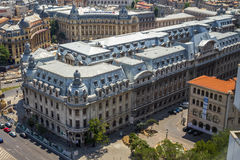 University of Bucharest Royalty Free Stock Photography