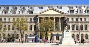 The University Of Bucharest (Universitatea Din Bucuresti) stock video footage