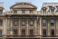 The University Of Bucharest Royalty Free Stock Image