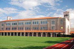 University Building Royalty Free Stock Image