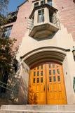 University Building Entrance Royalty Free Stock Photos