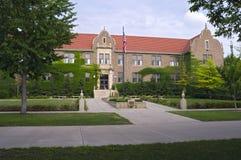 University Building in Winona Minnesota Stock Photography