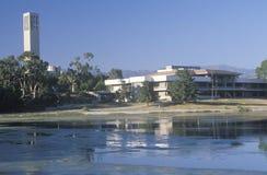 University CA at Santa Barbara. CA Royalty Free Stock Images