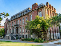University of California Berkeley. The University of California Berkeley was founded in 1868 and has become one of the nation's premier public universities Royalty Free Stock Images