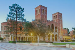 University of California, Los Angeles campus Stock Photography