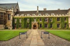 University Of Cambridge Stock Photo
