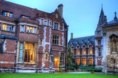 University of Cambridge in Cambridge, England, UK.  Royalty Free Stock Images