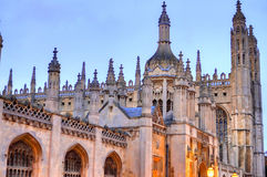 University of Cambridge in Cambridge, England, UK.  royalty free stock photo