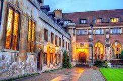 University of Cambridge in Cambridge, England, UK.  Stock Photography