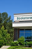 University campus bookstore Royalty Free Stock Photo