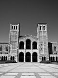 University campus buildings Royalty Free Stock Images