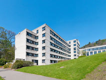University campus Stock Image