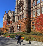 University campus Stock Photos