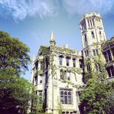 University of Chicago Building Stock Images