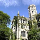 University of Chicago Campus stock photo