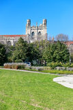 University of Chicago Campus Stock Photo
