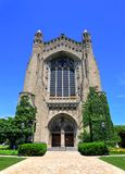 The University of Chicago royalty free stock photos