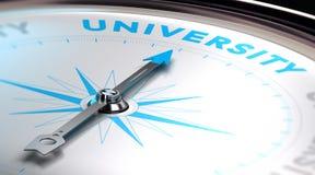 University Choice Royalty Free Stock Image
