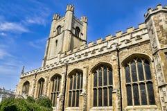 The University Church, Cambridge Stock Photos