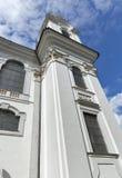 University Church or Kollegienkirche in Salzburg, Austria royalty free stock images