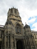 University Church of Saint Mary. Oxford royalty free stock images