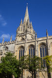 University Church of St. Mary the Virgin in Oxford Stock Photo