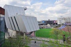 The University of Cincinnati, Ohio royalty free stock photos