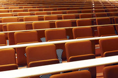 University classroom seating Stock Photos