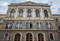 University in Cluj-Napoca Royalty Free Stock Images