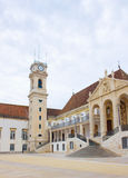 University in Coimbra, Portugal Royalty Free Stock Photos