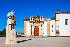 University of Coimbra Stock Photography
