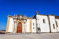 University of Coimbra Royalty Free Stock Images