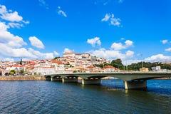 University of Coimbra Royalty Free Stock Photos