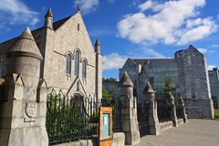 University College Cork Church Royalty Free Stock Images