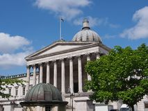University College, London Royalty Free Stock Images