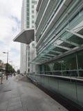 University College London Hospital, London Royalty Free Stock Photo