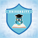 University concept Royalty Free Stock Photography