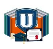 University concept Royalty Free Stock Photo