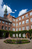 University of Copenhagen, Denmark. Stock Photography