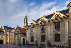 University of Copenhagen Stock Photo